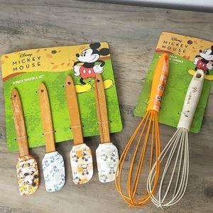Disney Kitchen Mickey Mouse Kitchen Utensils Poshmark